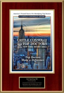 Castle Connolly Top Doctors New York Metro Area