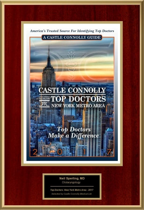 Castle Connolly Top Doctors New York Metro Area