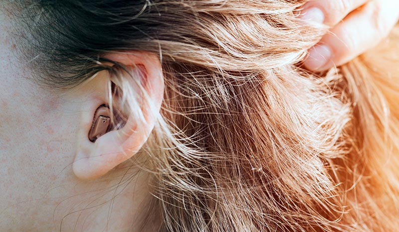 Getting Used to Hearing Aids